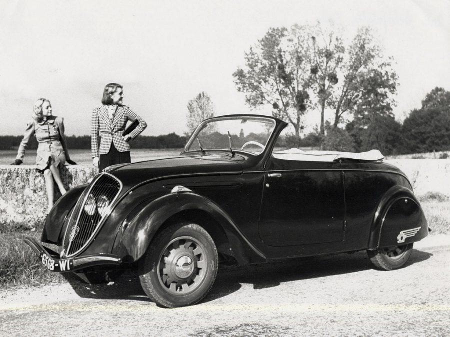 Peugeot Typ 202 Cabrio