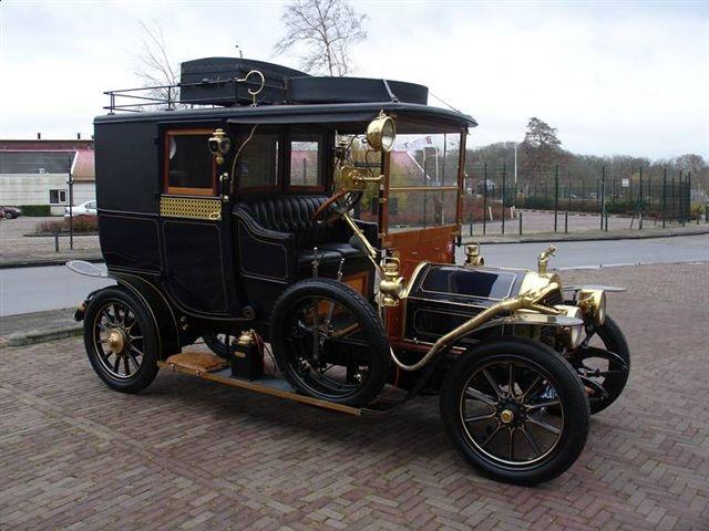 Typ 138 aus dem Jahr 1911