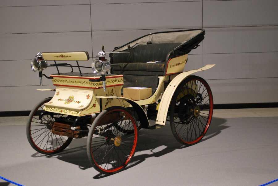 Peugeot Typ 16 von 1897
