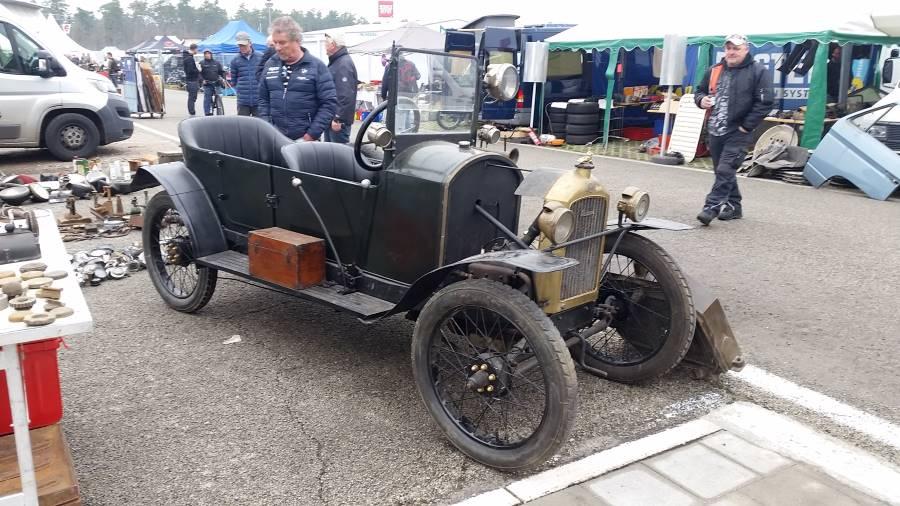 "Typ 161 ""Quadrilette"" aus dem Jahr 1921"