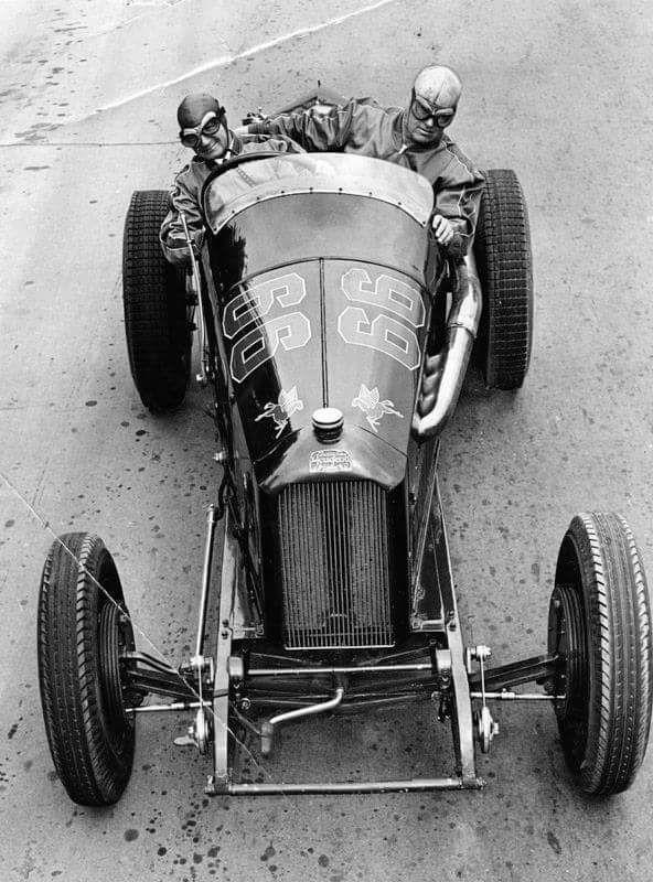 Peugeot Grand Prix Fahrzeug
