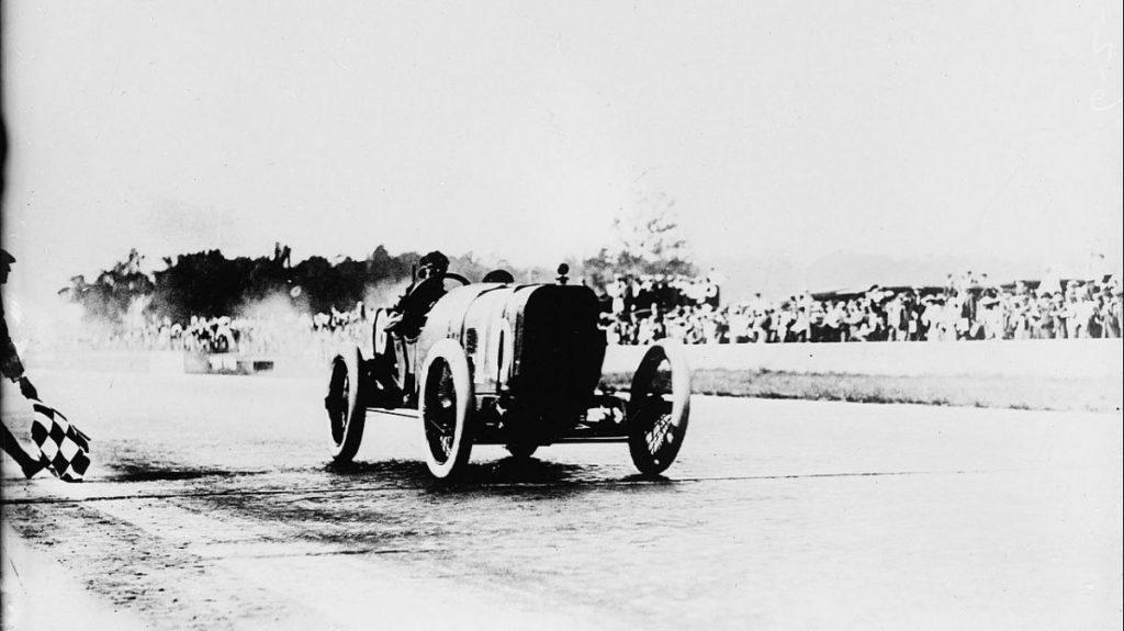 Indianapolis 1913 - Jules Goux auf L 45