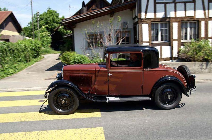 Peugeot 201 E Coupe, Baujahr 1932
