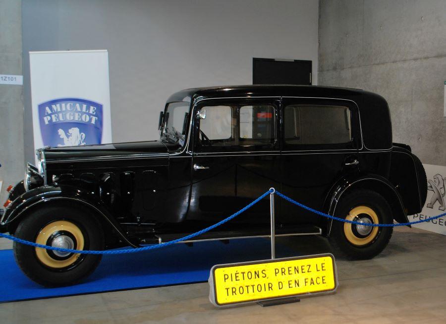 Peugeot Typ 301