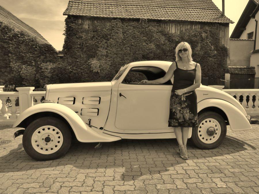 301, ein 1936er D Coupe