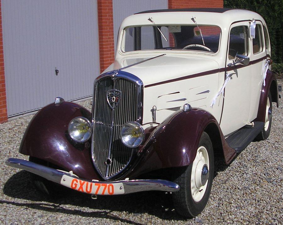 Peugeot 301 D von 1936