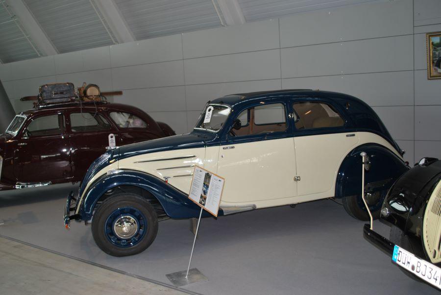 Der GTI seiner Zeit: ein Peugeot 402 Legere