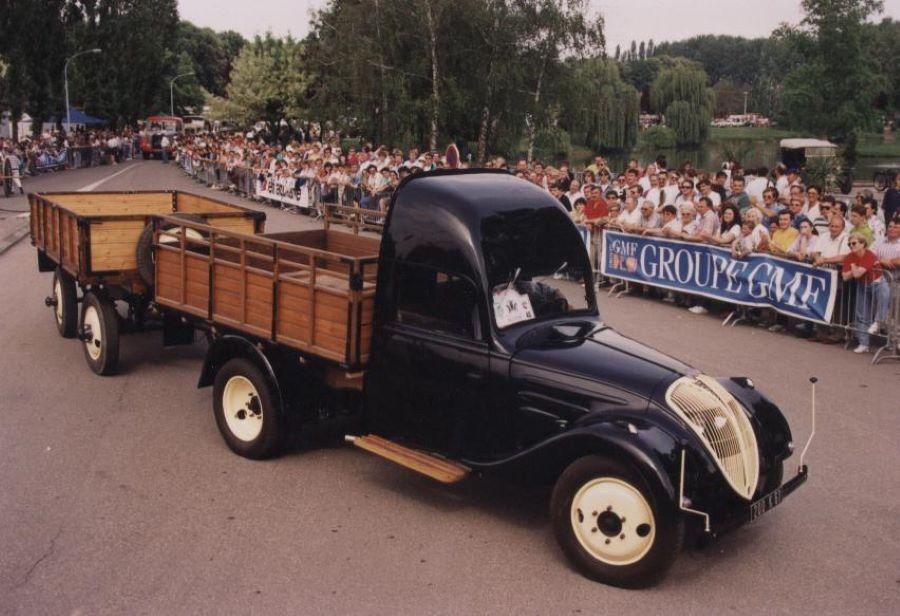 2,5 Tonner DK 5 aus  dem Jahr 1937