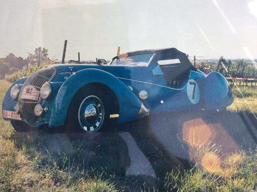 402 DarlMat Roadster