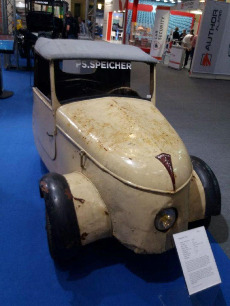 Peugeot VLV (Voiture legere de Ville)