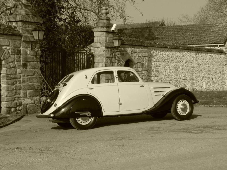 Peugeot 302 - 1936 - 1938