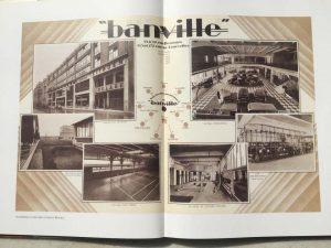 """Bild 2 """"Cote de Blanville"""" in der Rue de Courcelles 153 im 17. Pariser Arondiseement"""