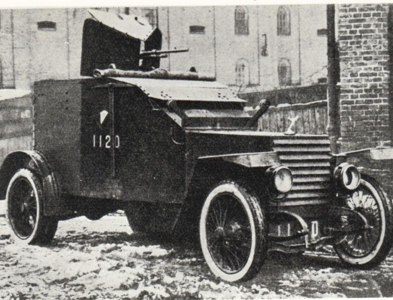 Peugeot 1914 Modell AM