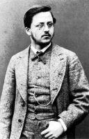 Armand Peugeot in jungen Jahren