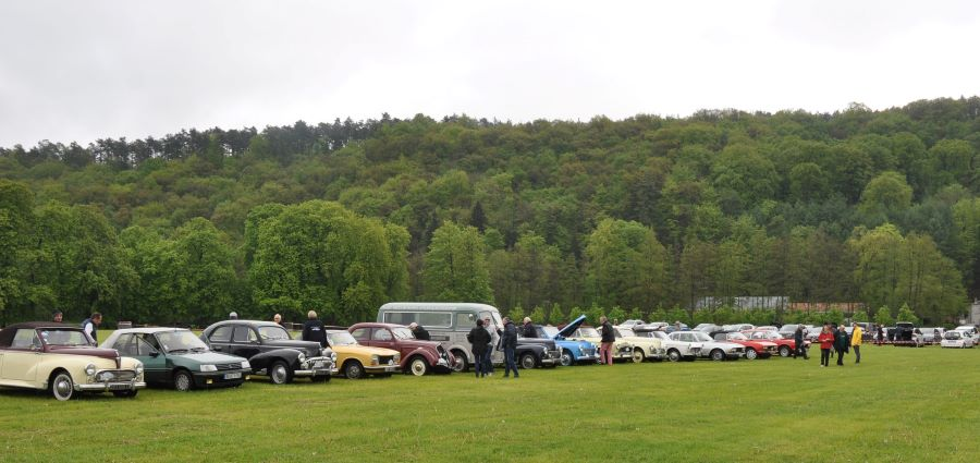 Impressionen Internationales L'Aventure Peugeot Meeting vom 3. – 5. Mai 2019 in B – Houffalize