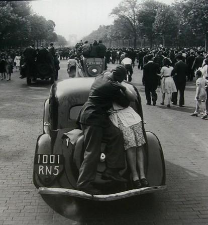 August 1944 - Paris ist befreit !!!