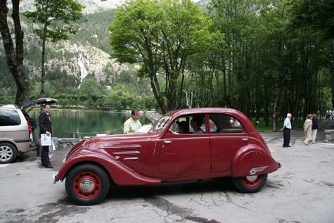 Peugeot 402 B Legere - der GTI seiner Zeit