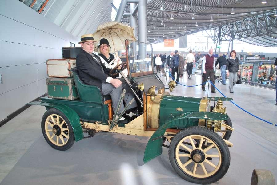 Lion Peugeot - hier ein Typ VC 6/7 von 1907