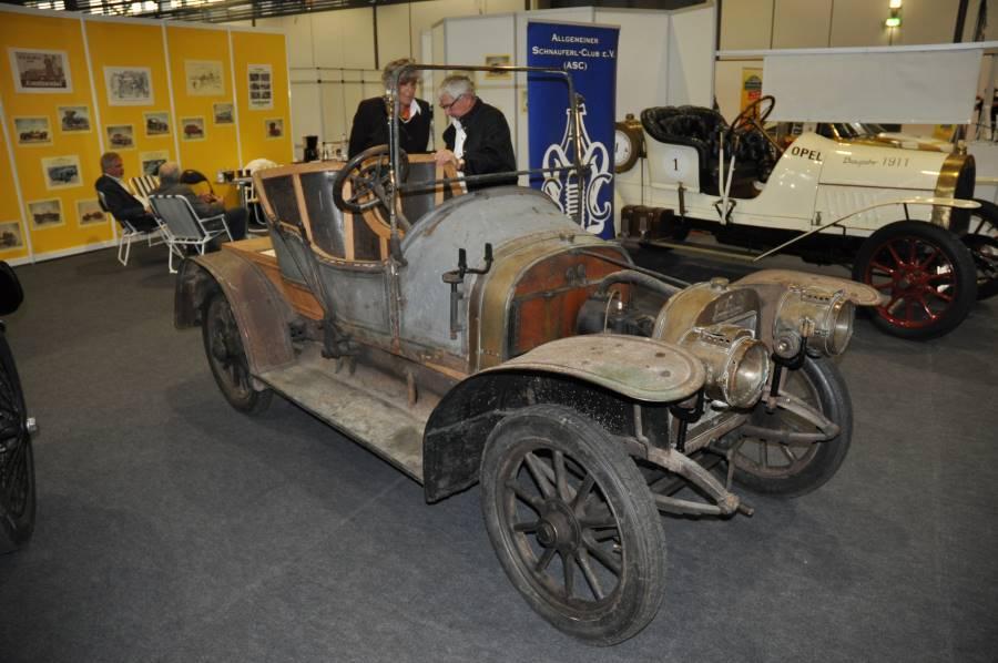 Lion Peugeot Typ VC3 aus dem Jahr 1911