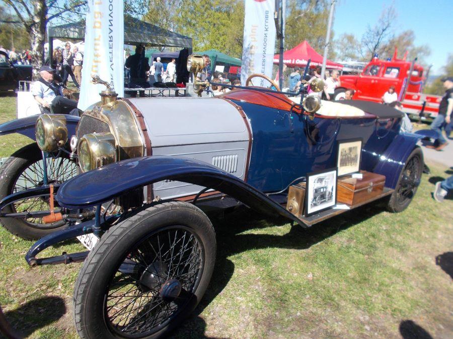 Typ 103 - 40 HP - 1907 (Karosserie Labourdette)