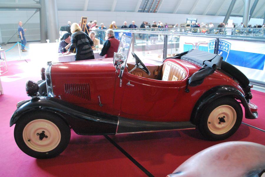 Typ 172 R Roadster mit Weinsberg-Karosserie