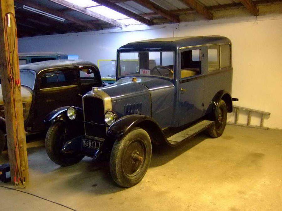 Typ 177 R aus dem Jahr 1927