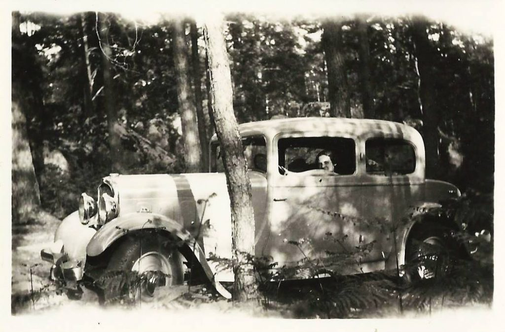 1932 - ein früher Peugeot 301