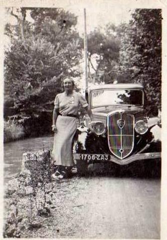 Madame vor Peugeot