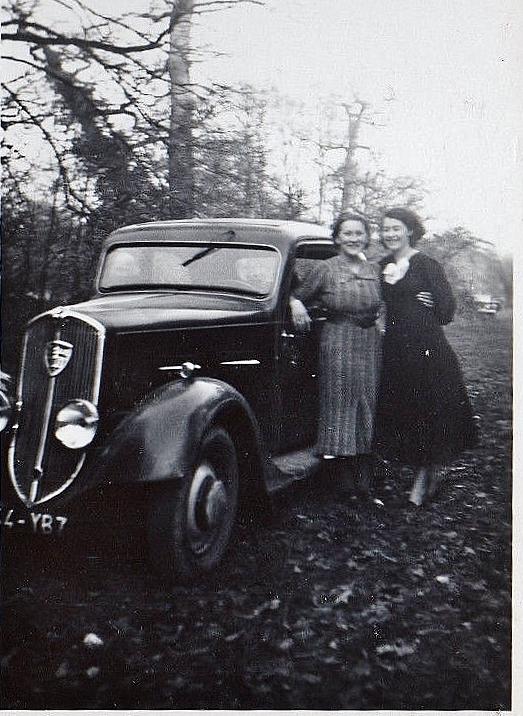 Peugeot im Jahr 1936