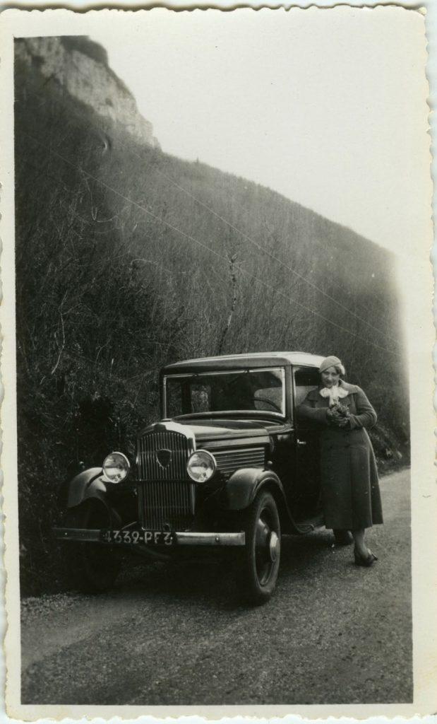 Frühjahr 1937 - Ausflug mit einem 201