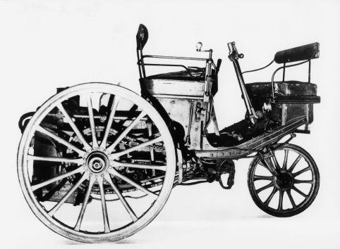 Peugeot Typ 1 - Serpollet