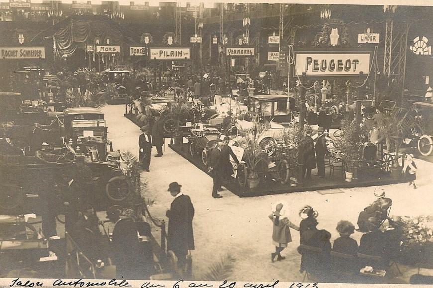 April 1913 - Salon Automobile de Marseille
