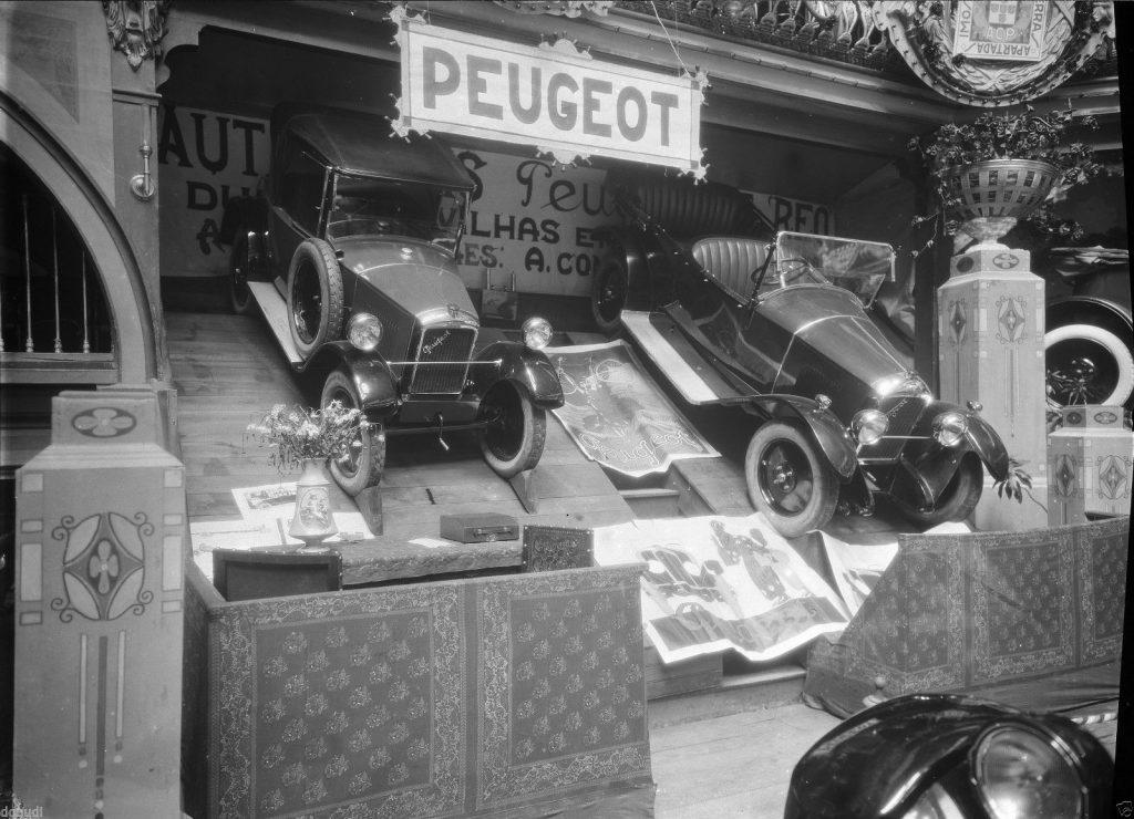 1925 - Salon de Automobile, Lissabon
