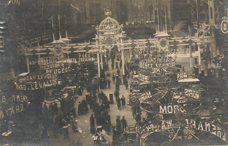 und 1925 - auf dem