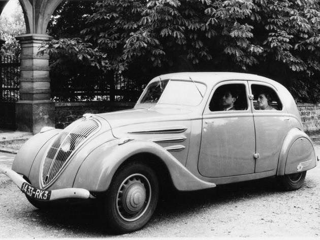 Peugeot 302 Berlinet