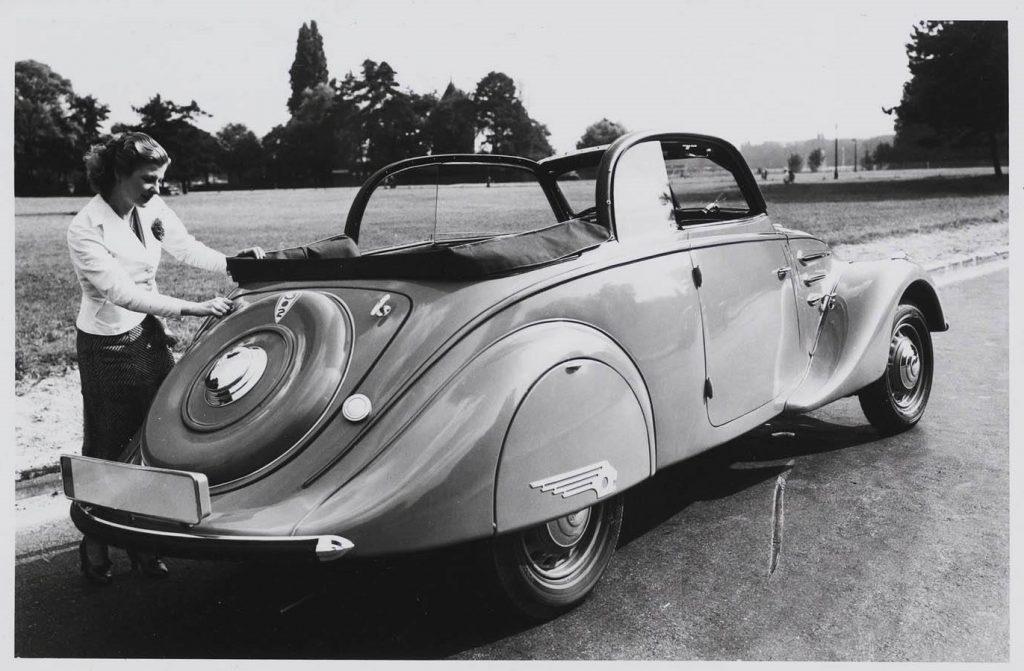 Peugeot 302 Decapotable