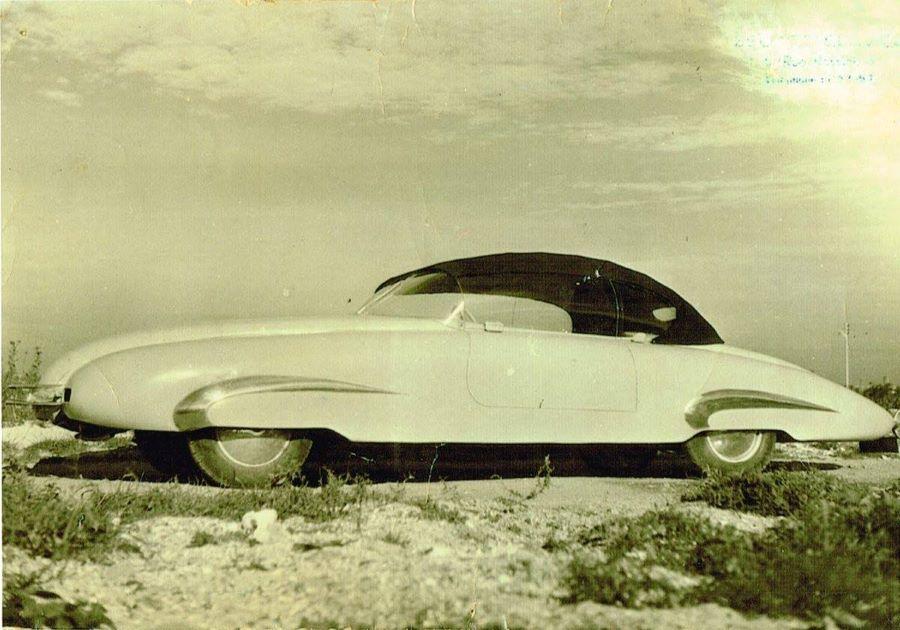 """Peugeot 402 """"Paul Arzens"""" - 1940"""
