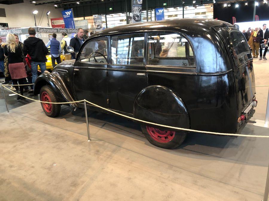 Peugeot 202 Limousine Commercial, Baujahr 1938