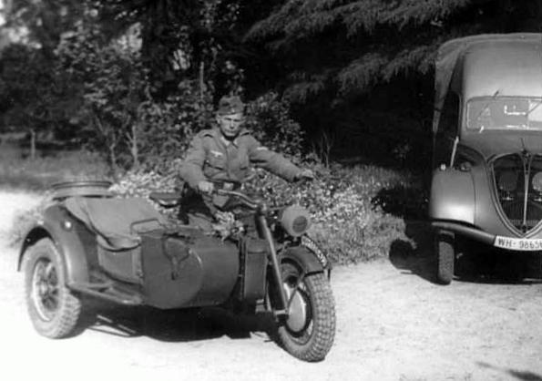 Peugeot DK 5 - Leichtlastkraftwagen
