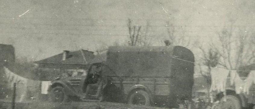 Peugeot DK 5 - Bulgarien 1941