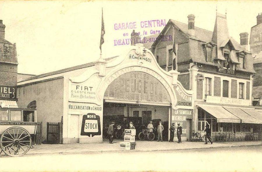 Deauville - Garage Central
