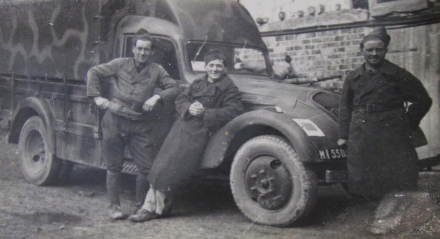 Peugeot DK5 in Italien