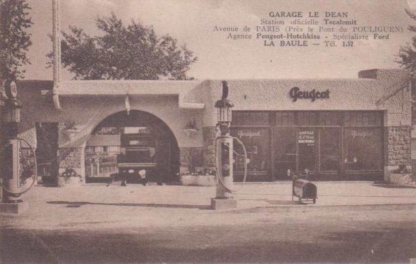La Baule - Garage Le Dean