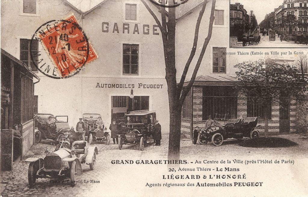 LeMans Grand Garge de Thiers