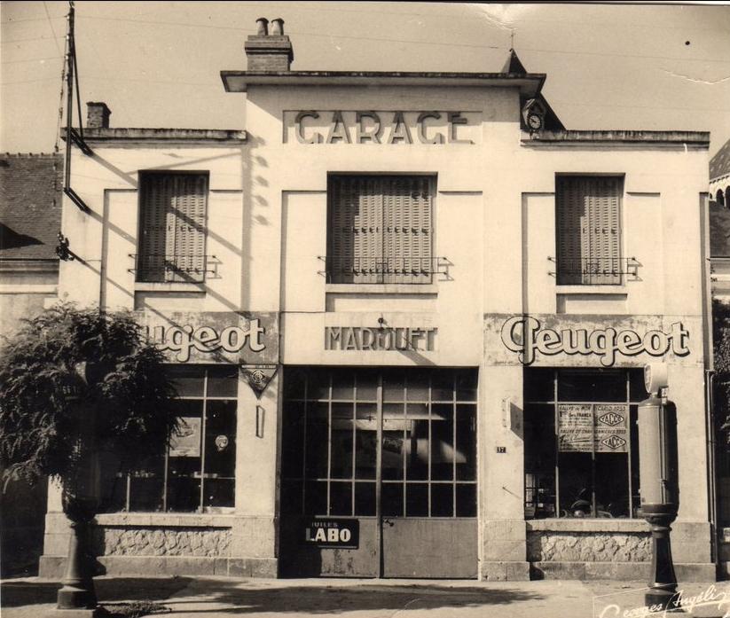St. Aignan du Cher - Garage Marouft