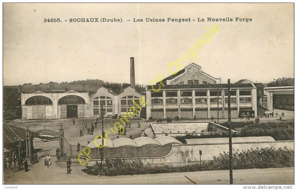 Die neue Schmiede, etwa 1910