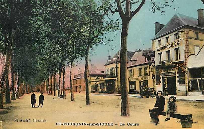 St. Pourcain sur Sioule