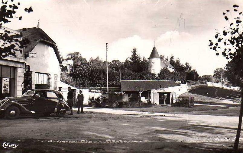 St. Saulge - Garage de Champ de Foire