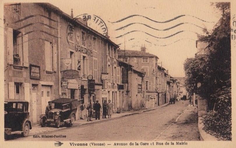 Peugeot Vertretung in Vivonne