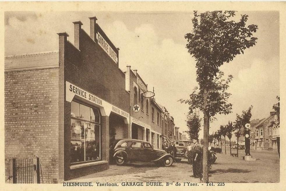Fa. Durie in Diesmuide